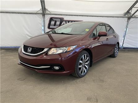 2014 Honda Civic Touring (Stk: 190973) in AIRDRIE - Image 1 of 21