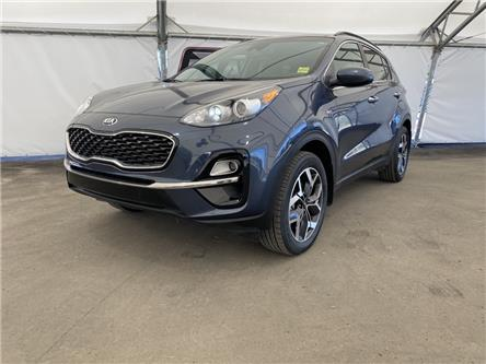 2020 Kia Sportage EX (Stk: 191076) in AIRDRIE - Image 1 of 20