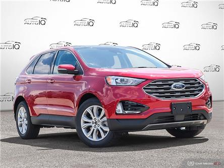 2021 Ford Edge Titanium (Stk: 1D038) in Oakville - Image 1 of 30
