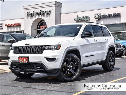 2018 Jeep Grand Cherokee Laredo (Stk: U18639) in Burlington - Image 1 of 30