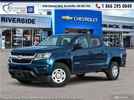 2021 Chevrolet Colorado WT (Stk: 21-273) in Brockville - Image 1 of 20
