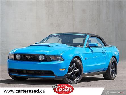 2010 Ford Mustang GT (Stk: 103431U) in Calgary - Image 1 of 27