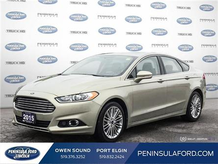 2015 Ford Fusion SE (Stk: 2295) in Owen Sound - Image 1 of 25