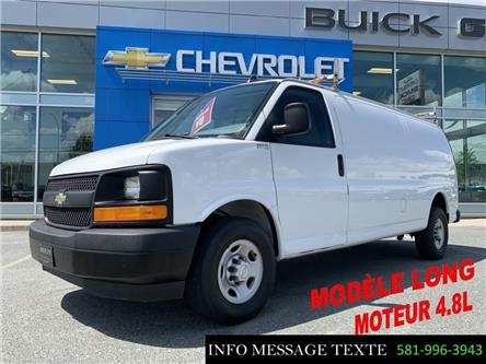 2017 Chevrolet Express 2500 1WT (Stk: X8525) in Ste-Marie - Image 1 of 26