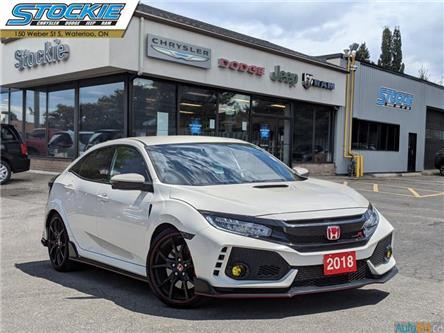 2018 Honda Civic Type R Base (Stk: 36595) in Waterloo - Image 1 of 29