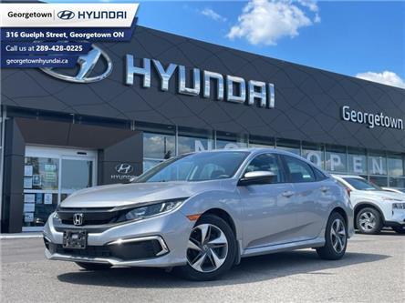 2019 Honda Civic LX (Stk: 1246A) in Georgetown - Image 1 of 25