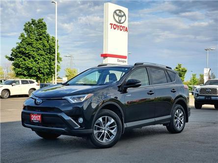 2017 Toyota RAV4 Hybrid  (Stk: P2705) in Bowmanville - Image 1 of 30