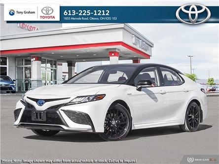 2021 Toyota Camry Hybrid XSE (Stk: 60555) in Ottawa - Image 1 of 11
