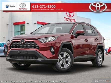2021 Toyota RAV4 XLE (Stk: 91202) in Ottawa - Image 1 of 24