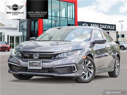2019 Honda Civic EX (Stk: DB8094A) in Oakville - Image 1 of 27