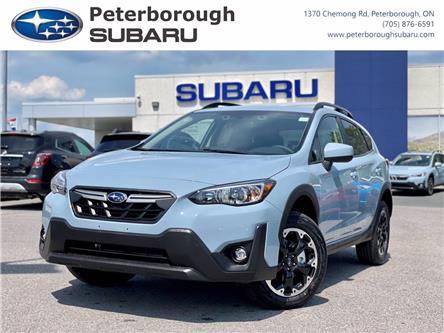 2021 Subaru Crosstrek Touring (Stk: S4678) in Peterborough - Image 1 of 30