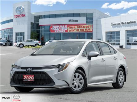 2020 Toyota Corolla L (Stk: 003981A) in Milton - Image 1 of 20
