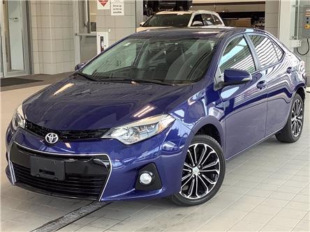2014 Toyota Corolla S (Stk: 22915A) in Kingston - Image 1 of 26