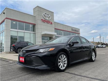 2018 Toyota Camry LE (Stk: 2049) in Woodstock - Image 1 of 26