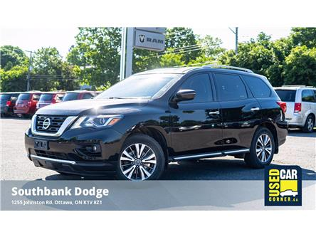 2019 Nissan Pathfinder  (Stk: 2104381) in Ottawa - Image 1 of 22