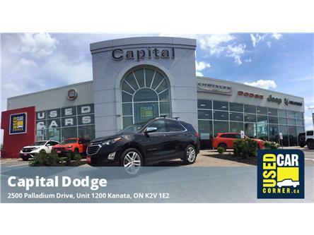 2019 Chevrolet Equinox Premier (Stk: P3171A) in Kanata - Image 1 of 29