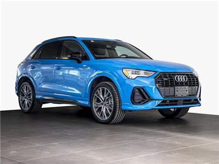 2021 Audi Q3 45 Progressiv (Stk: 93184) in Nepean - Image 1 of 20
