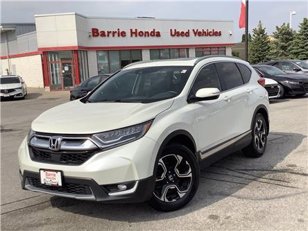 2017 Honda CR-V Touring (Stk: 11-U17641) in Barrie - Image 1 of 30