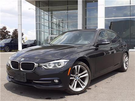 2017 BMW 320i xDrive (Stk: P9906) in Gloucester - Image 1 of 13