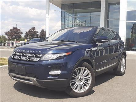 2013 Land Rover Range Rover Evoque Pure (Stk: 13840B) in Gloucester - Image 1 of 26
