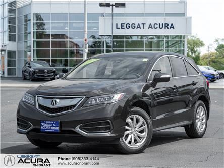 2017 Acura RDX Tech (Stk: 4460) in Burlington - Image 1 of 26
