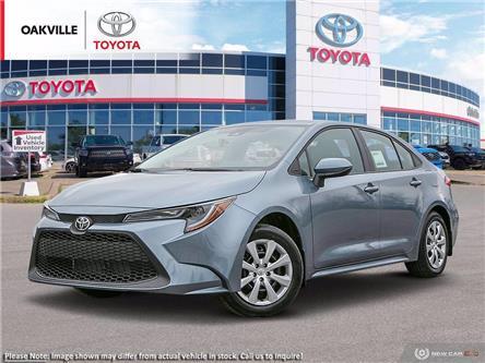 2021 Toyota Corolla LE (Stk: 21581) in Oakville - Image 1 of 23