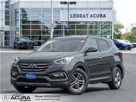 2017 Hyundai Santa Fe Sport  (Stk: 4365A) in Burlington - Image 1 of 21
