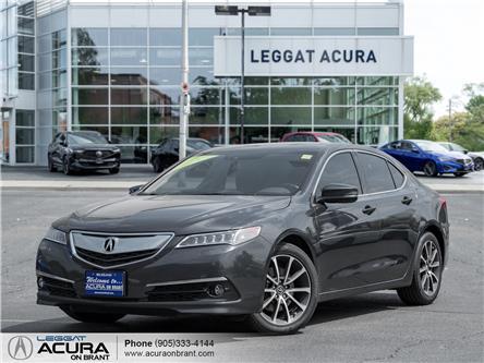 2016 Acura TLX Elite (Stk: TLX1) in Burlington - Image 1 of 23