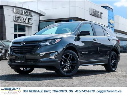 2021 Chevrolet Equinox LT (Stk: 135166) in Etobicoke - Image 1 of 25