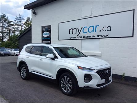 2019 Hyundai Santa Fe Preferred 2.4 (Stk: 210435) in Ottawa - Image 1 of 21