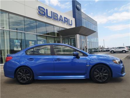 2020 Subaru WRX Sport (Stk: 30292B) in Thunder Bay - Image 1 of 12