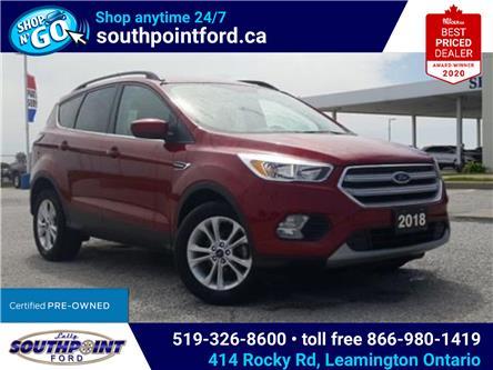 2018 Ford Escape SE (Stk: S10662) in Leamington - Image 1 of 29