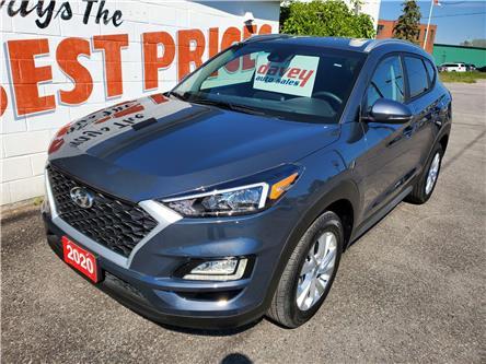 2020 Hyundai Tucson Preferred (Stk: 21-205) in Oshawa - Image 1 of 16