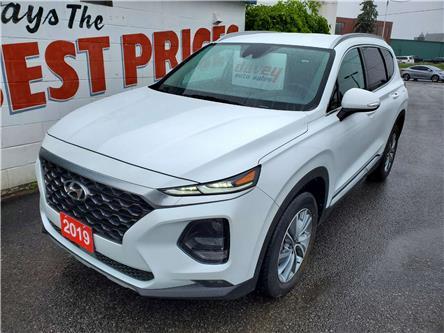 2019 Hyundai Santa Fe Preferred 2.4 (Stk: 21-244) in Oshawa - Image 1 of 16
