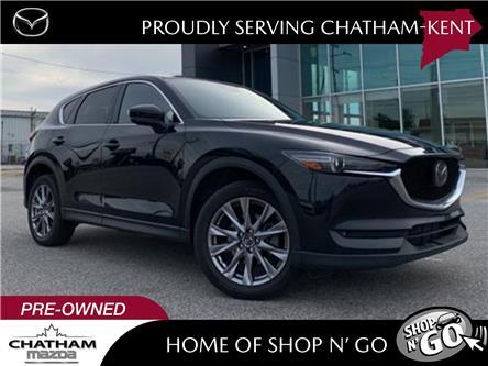 2019 Mazda CX-5 Signature (Stk: UM2631) in Chatham - Image 1 of 27