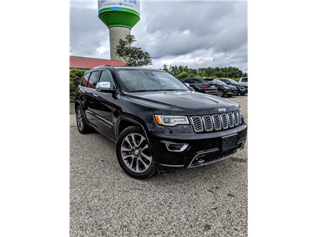 2018 Jeep Grand Cherokee Overland (Stk: K4135) in Chatham - Image 1 of 12