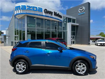 2016 Mazda CX-3 GS (Stk: 21110A) in Owen Sound - Image 1 of 18