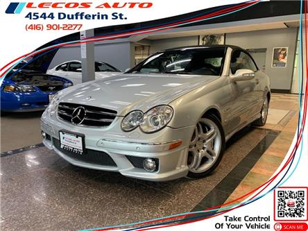 2008 Mercedes-Benz CLK-Class Base (Stk: T088846) in Toronto - Image 1 of 17