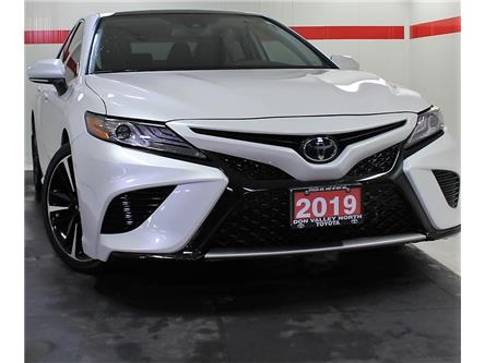 2019 Toyota Camry XSE (Stk: 304500S) in Markham - Image 1 of 22