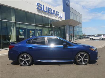 2018 Subaru Impreza Sport-tech (Stk: 30377A) in Thunder Bay - Image 1 of 8