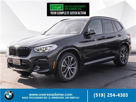 2021 BMW X3 xDrive30i (Stk: B8577) in Windsor - Image 1 of 22