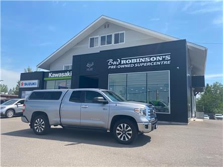 2018 Toyota Tundra Limited 5.7L V8 (Stk: ) in Sault Ste. Marie - Image 1 of 34