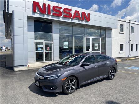 2018 Honda Civic Touring (Stk: 20352A) in Sarnia - Image 1 of 20
