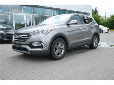 2017 Hyundai Santa Fe Sport  (Stk: 2103261) in Ottawa - Image 1 of 14