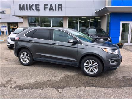 2018 Ford Edge SEL (Stk: 21261A) in Smiths Falls - Image 1 of 15