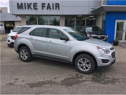 2017 Chevrolet Equinox LS (Stk: 21119A) in Smiths Falls - Image 1 of 16
