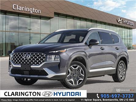 2021 Hyundai Santa Fe HEV Preferred w/Trend Package (Stk: 21335) in Clarington - Image 1 of 24