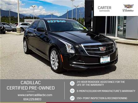2017 Cadillac ATS 2.0L Turbo (Stk: 975550) in North Vancouver - Image 1 of 24