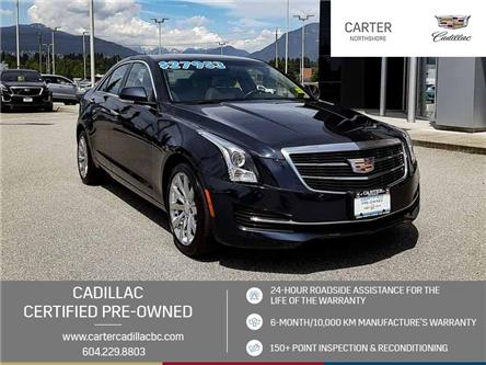 2017 Cadillac ATS 2.0L Turbo Luxury (Stk: 974712) in North Vancouver - Image 1 of 23