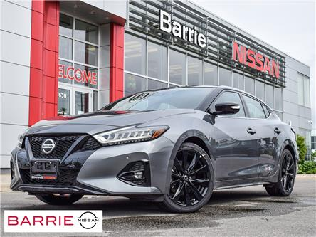 2021 Nissan Maxima SR (Stk: 21011) in Barrie - Image 1 of 30